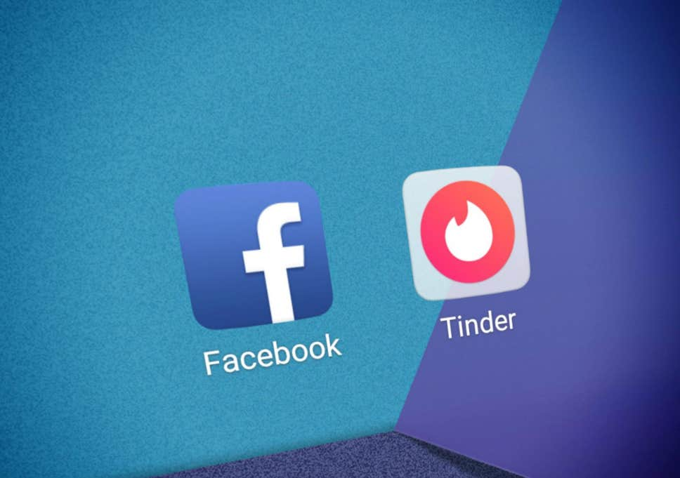 New facebook account for tinder