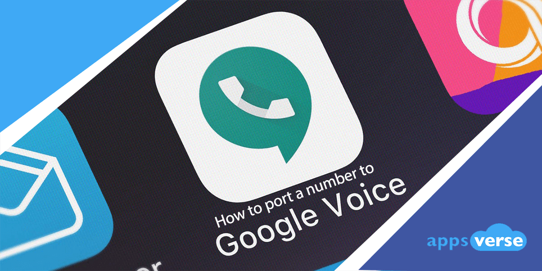 How to port a number to Google Voice