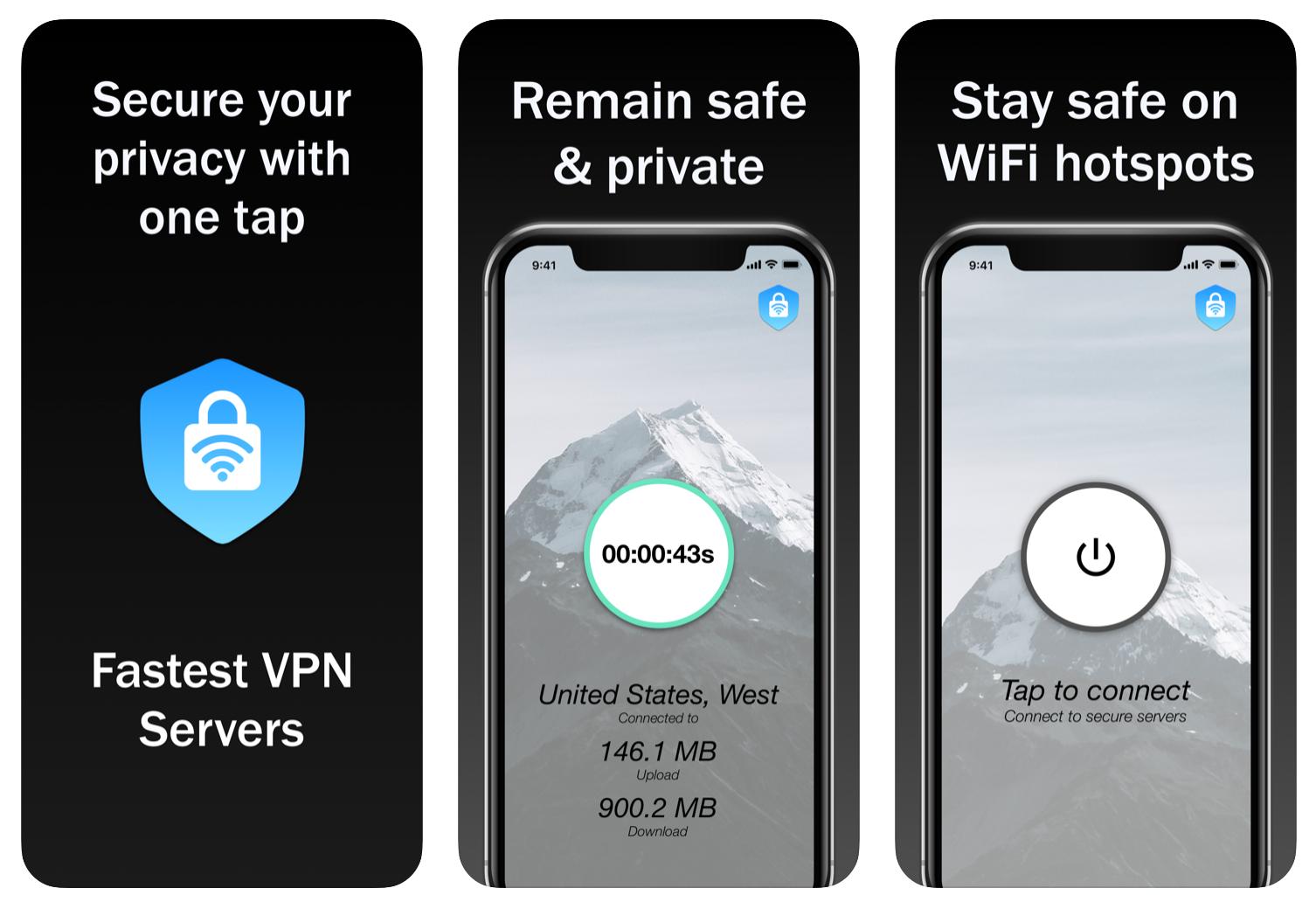 VPN Vault - VPN App for Phone