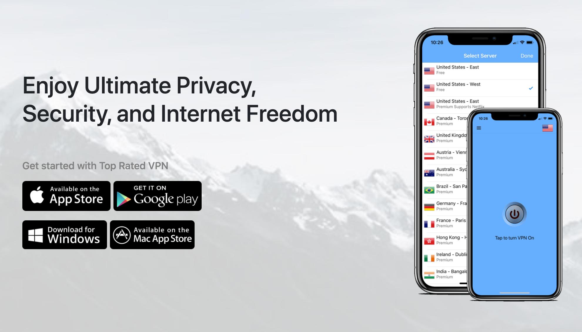 VPN Vault - App for what to do when VPN is blocked