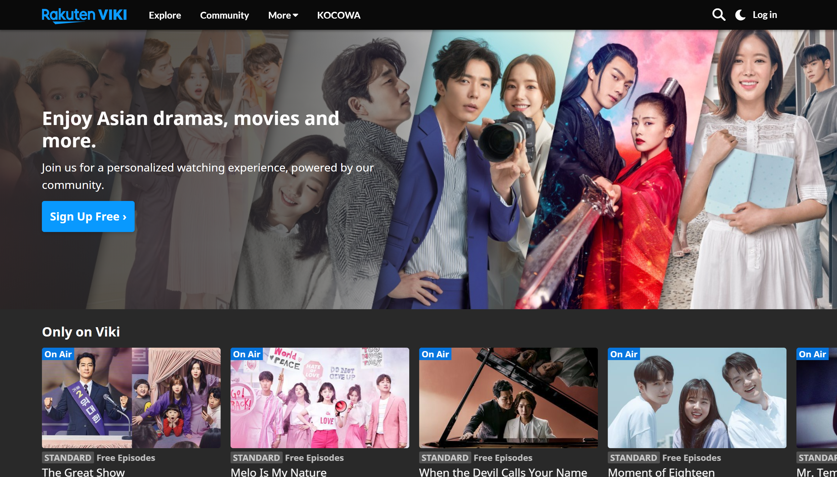 Viki shows not available in your region How to unblock using VPN