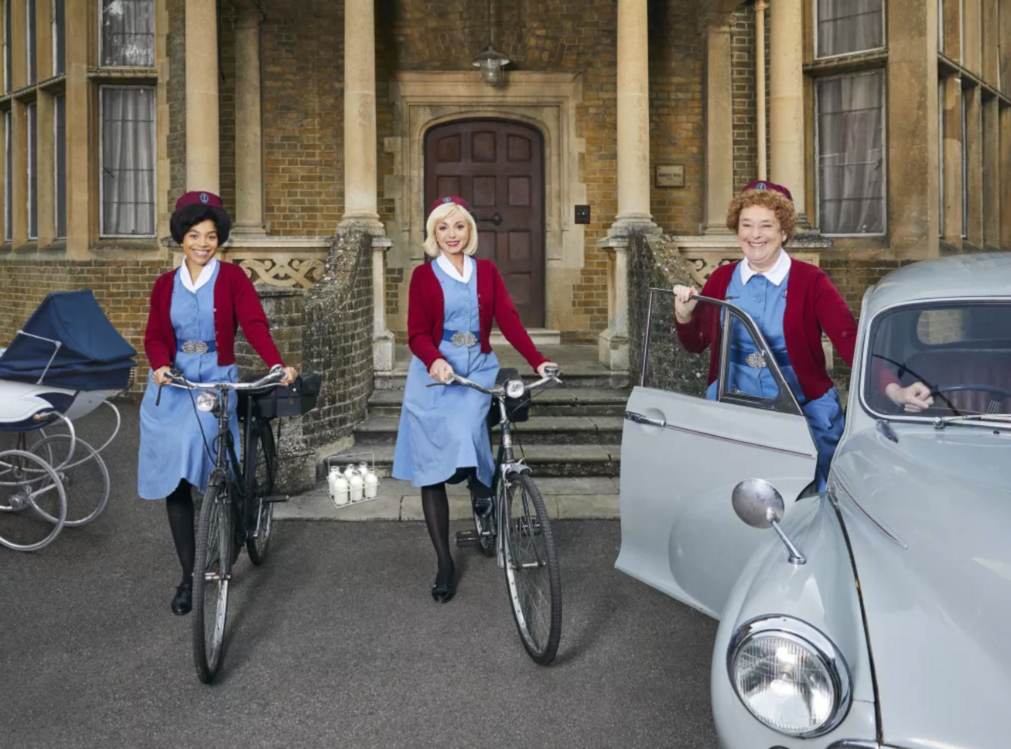 How to Watch Call The Midwife on Netflix Canada - Best VPNs To Use