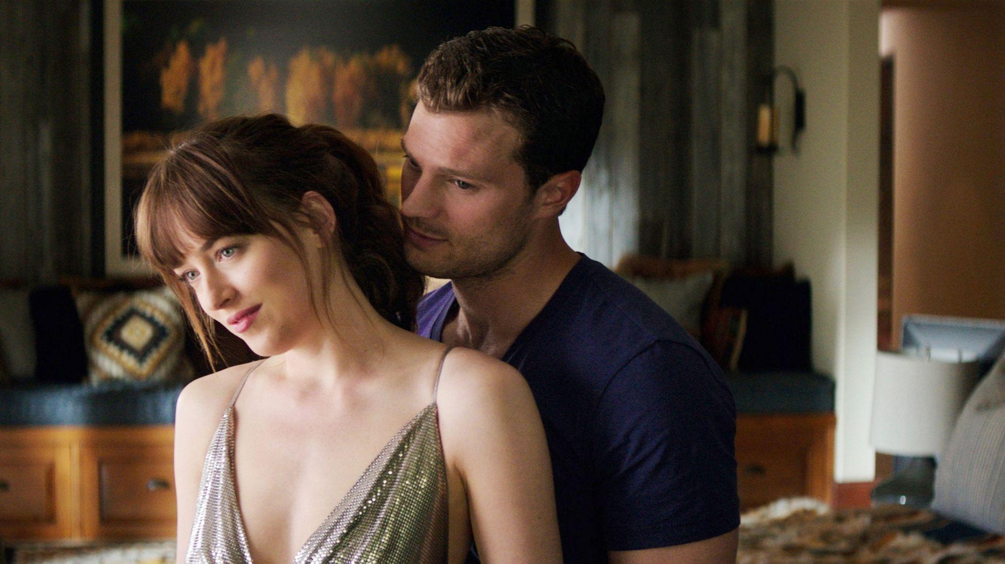 Watch Fifty Shades Darker Streaming on Netflix Canada - Best VPNs