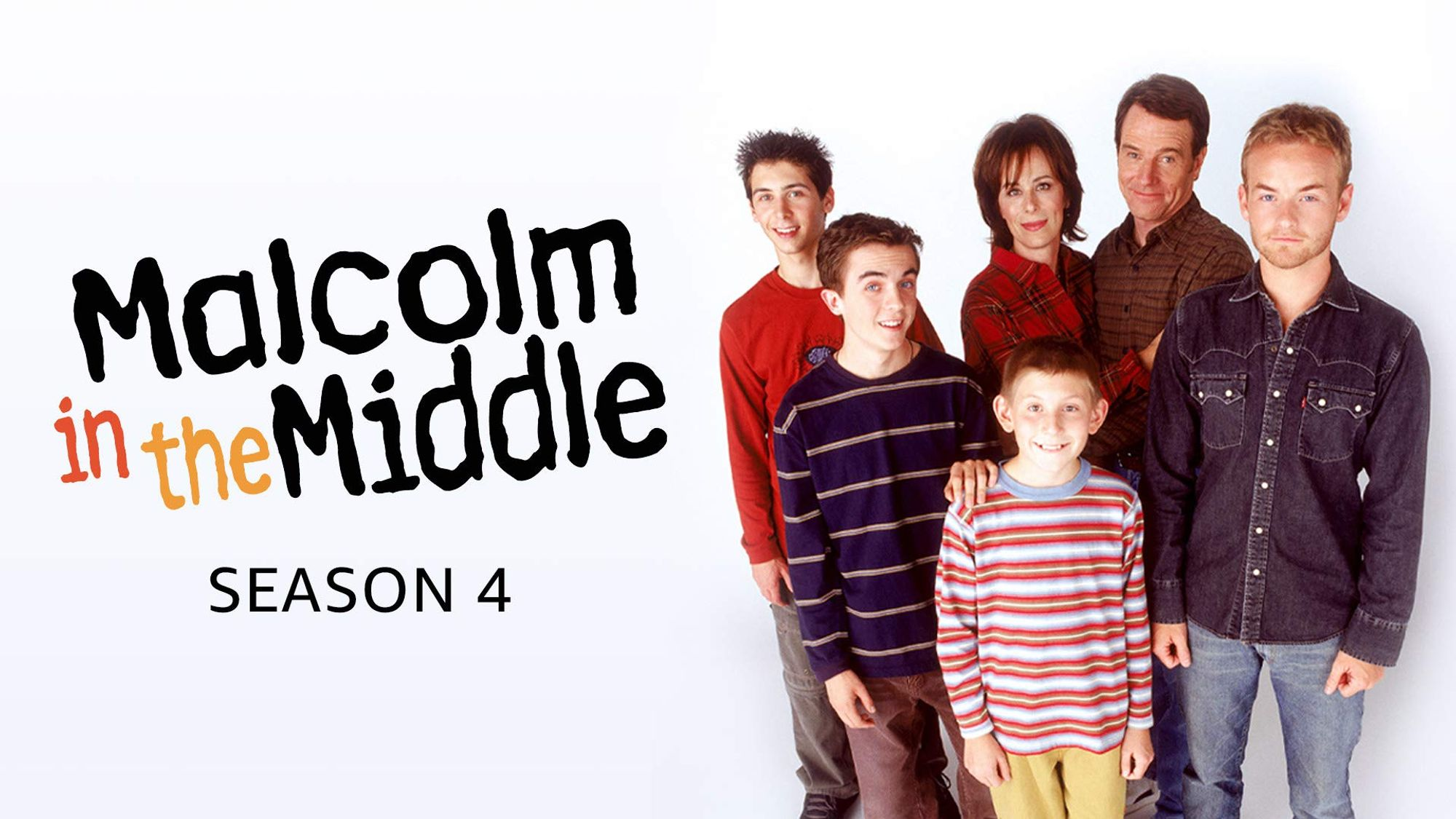 Watch Malcolm in The Middle Streaming on Netflix Canada - Best VPNs