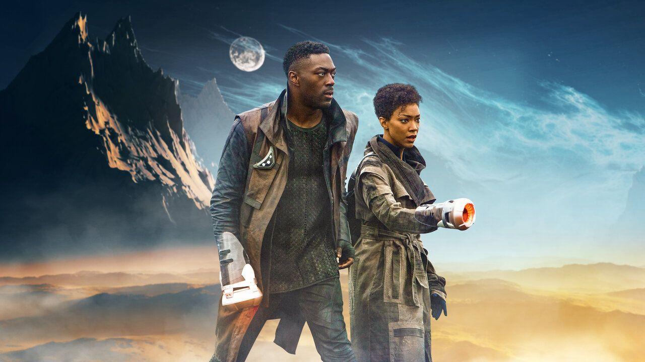 Watch Star Trek Discovery Streaming on Netflix Canada - Best VPNs