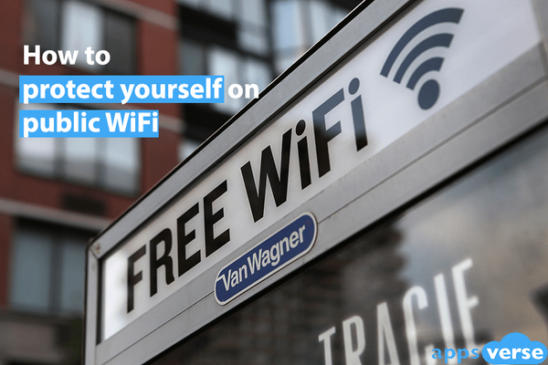 How to protect yourself on public WiFi