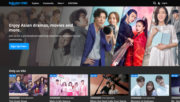 Viki shows not available in your region: How to unblock using VPN