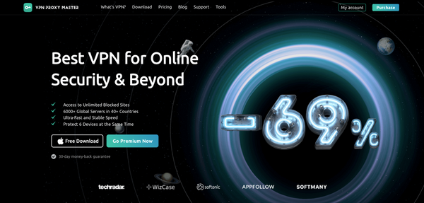 VPN Master Premium APK - Best VPN Alternatives Out There
