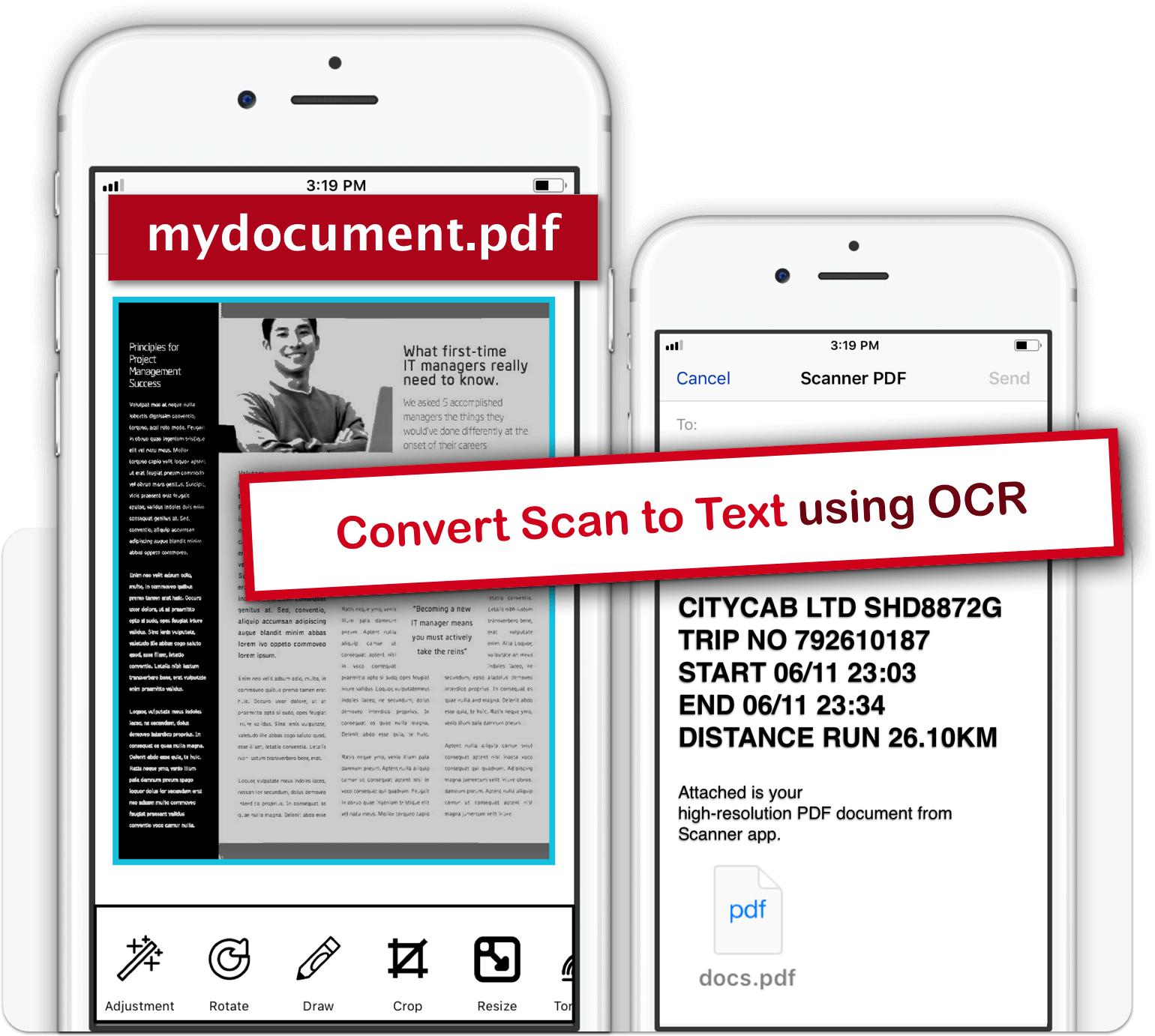 PDF Scanner App | Scan documents for iPhone & iPad